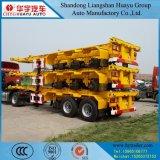 20ton/30ton/40ton/45ton/50ton het Skelet van de container/Semi Aanhangwagen Chasiss voor Verkoop