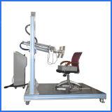 자동적인 의자 팔걸이 백레스트 수직 수평한 풀 시험기