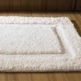 Tapis de bain en nylon apurés par BSCI de pile de coupure de boucle du polyester pp de Walmart réglés