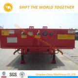 2 de Semi Aanhangwagen van Lowbed van de Aanhangwagen van de Auto-carrier van de as 40FT voor Verkoop