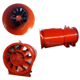 2900tr/min Type Mine Mlfd 256-8168PA ventilateurs pour la ventilation des mines de base