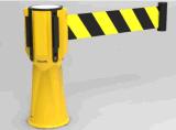 Verkehrssicherheit-warnender Verkehrs-Kegel mit reflektierendem Band