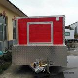 Evento de móveis de cozinha comida novo trailer de alimentos de concessão
