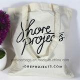 Рекламная Версия для печати природных женская сумка полотенного транспортера