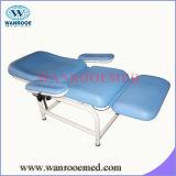 Drei Funktions-elektrischer Stahl-Blut-Spenden-Stuhl