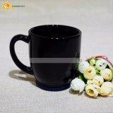 De gekleurde Mok van de Reis van de Kop van de Koffie Ceramische met Handvat