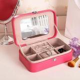 高品質多重カラーオプションの純粋なカラー宝石箱、ヨーロッパの女の子のJewelry&Ornamentsの収納箱、哨舎