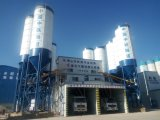 Building Machine Yhzs90 Portable Readymix Concrete Plant in China