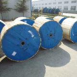 50mm2 머리 위 알루미늄 코어 PVC에 의하여 격리되는 ABC 케이블 0.6/1kv