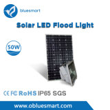 50W 센서 LED 태양 가로등