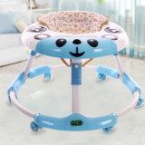 Silikon-Rad-Baby-Wanderer für das Baby, das Weg erlernt