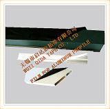 Las cintas de protección por perfiles de aluminio