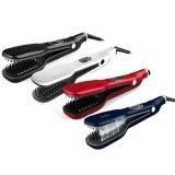 2016 nouveau Design Original 100% Hair Straightener Steam Comb avec l'Afficheur LED