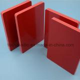 Красный цвет PVC обтекатели плата Forex пенопластовый лист