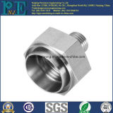 ODM and OEM Stainless Steel CNC Machining Tube