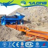 Schwimmendes Julong oder auf Land-Goldförderung-Maschinerie