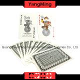 Importação plástica de Coreia dos cartões de jogo do póquer de 100% (YM-PC06)