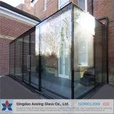6+6+9A мм плоского закаленного/закаленное ясно изолированный стекло для строительства