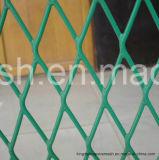 Порошковое покрытие расширенной металлической сетки для изоляции ограждения