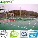 Einzeln-Bauteil PU-Basketballplatz-Bodenbelag-Material