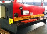 máquina hidráulica da tesoura do metal de folha da largura de 3m