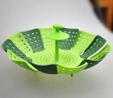 Panier de fruits en silicone pliable PP + nouveau design pour rangement à la maison