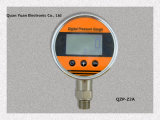 媒体は隔離した腐食性媒体(QZP-Z2A)のためのデジタル圧力計を