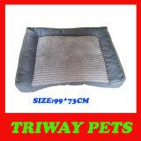 Sofa élevé d'animal familier de Quaulity et de confort (WY161088)