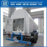 Cisterna de almacenamiento criogénico para Lo2 LCO2 Ln2 Lar