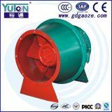 Yuton schiefer prüfender Strömung-Ventilator