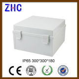 고품질 300*300*180 IP65 플라스틱 접속점 전기 지면 배급 방수 상자