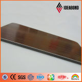 Novo Produto Ideabond Estampadas Touch Series Cabinet Painel Composto de alumínio
