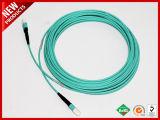 40Gbps 3.0mm 12 cavo Rated della zona SMF-28e della colonna montante a fibra ottica monomodale di schiera MPO