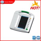 L'hôpital électrocardiographe numérique utilisé Yj-ECG12