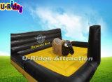 Bull mecánica inflable principal suave para la venta