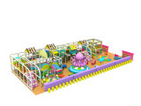 위락 공원 상업적인 사용된 실내 아이 운동장 장비 (KP160524)