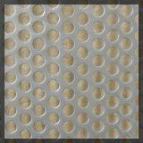 フィルターのためのアルミニウム穴があいた穿孔器の金属の鋼板