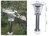 Solar al aire libre del asesino del mosquito de la lámpara