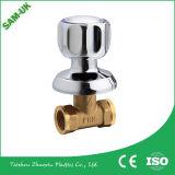 Montaggi di rame per i tubi di Pex, accessori per tubi di compressione d'ottone