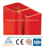 Custom штампованный алюминий профилей в соответствии с требованиями