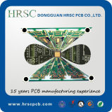 Rubber PCB van de Machines van de Grondstof Enige Opgeruimde met UL/RoHS/Ts16949/ISO9001/ISO14001