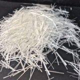 12mm álcali resistente e hilos de picado de fibra de vidrio de vidrio