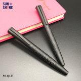 도매 무거운 까만 금속 펜 기념품 선물 롤러 펜