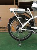 Châssis en alliage aluminium vélo Vélo électrique de la ville à longue portée