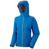 주문 여자의 10000mm TPU 막을%s 가진 방수 비 재킷