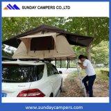 Auto-nicht für den Straßenverkehr kampierende LKWas Soem-4WD, die Dach-Spitzenzelt falten