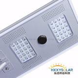 1개의 통합 LED 태양 거리 정원 야드 빛 40W에서 모두