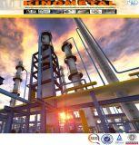 용접된 탄소 강관 Gr. B/X42/X52/Q235/Q195