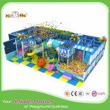 Structures d'intérieur commerciales de matériel de cour de jeu