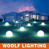 再充電可能で多彩なLEDの球の装飾的なライト